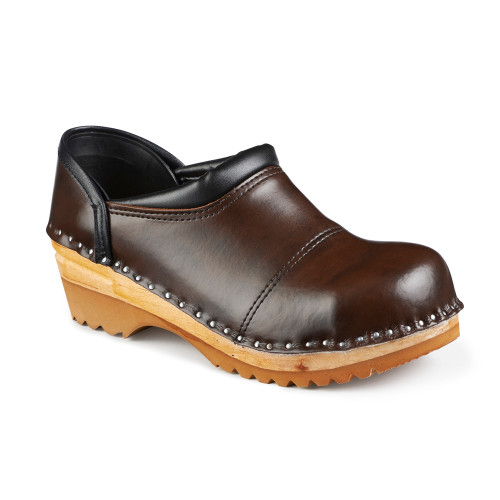 Pablo Clogs in Cola Brown - Women & Men Professional Series (6700-017)