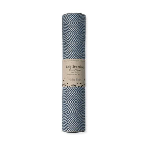 Linen Table Runner - Blue (34-13)