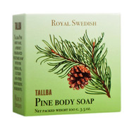 Royal Swedish Tallba Pine Soap (502007)