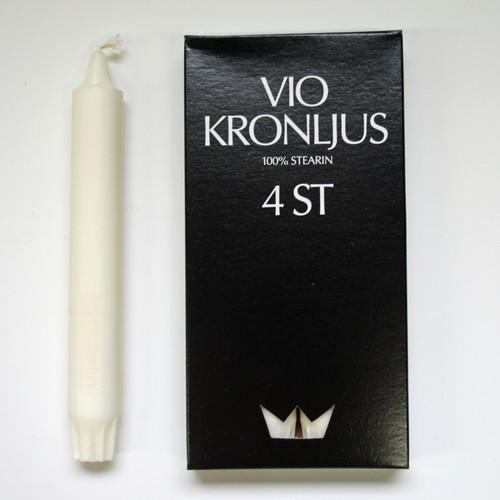 Vio Kanal Candles - 4 PK by Liljeholmens (149)