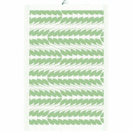 Ekelund Tea/Kitchen Towel - Tinas Rag/Rye - Green (Tinas Rag-34T)