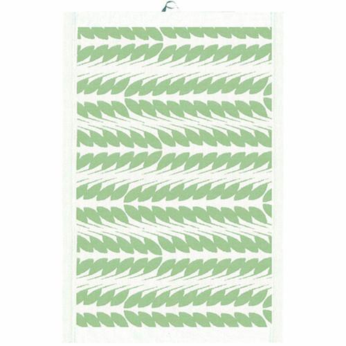 Ekelund Tea/Kitchen Towel - Tinas Rag/Rye - Green (Tinas Rag-34T)