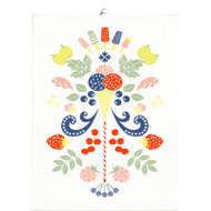 Ekelund Tea/Kitchen Towel - Tinas Sommar (Tinas Sommar)
