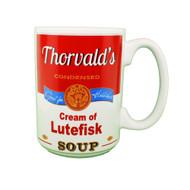Cream of Lutefisk Soup Mug (18300)