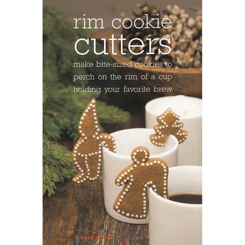 Rim Cookie Cutters - Set of 3 - (245)
