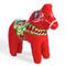 Dala Horse Stuffed Animal - Plush Toy - (20122)