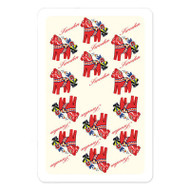Dala Horse Deck of Playing Cards - (33015)