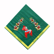 Dala Horse Luncheon Napkins - (40004)