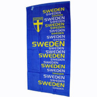 Sweden Beach Towel  - (50252)