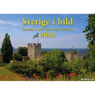 Swedish Wall Calendar - 2020 (91011)