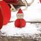 Nordic Santa Decoration - Wooden - (8821581)