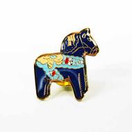 Dala Horse Pin - (104CB)