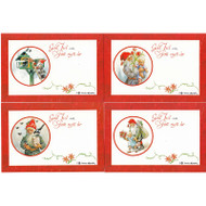 God Jul Note Cards - Jenny Nystrom - (66-0605)