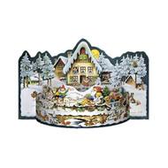 Christmas Advent Calendar - Nisse' Sleigh (11211)