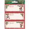God Jul Gift labels - 6-pack (14045)