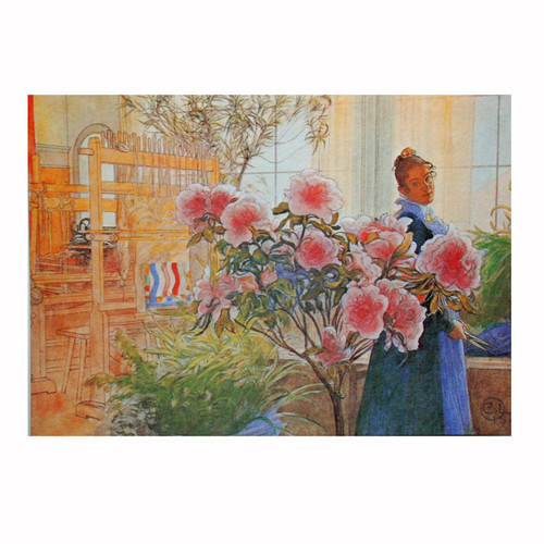 Carl Larsson Post Card - (PC11)