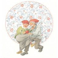 Tomte Couple Card (47)