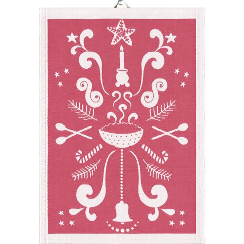 Ekelund Tea/Kitchen Towel - Tinas Jul (Tinas Jul)