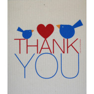 Swedish Dishcloth - Thank You (219.25)