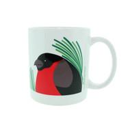 Ceramic Mug - Domherre and Cardinal (190.06)