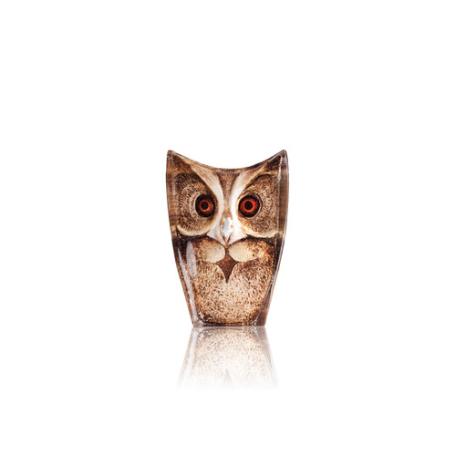 "Owl (Mini) - by Mats Jonasson - 3"" (88210)"