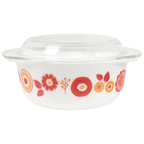 Modglass Dish - Blomma - Medium (50001)