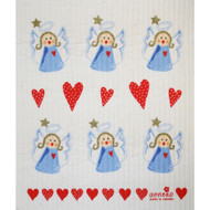 Swedish Dishcloth - Angels (DT1616)