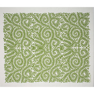 Swedish Drying Mat - Leaves Green (220.02)