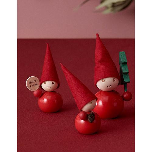 Tonttu Merry Christmas Elf (B6420)