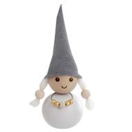 Tonttu Christmas Frost Elf - Helmi Pakkanen - Pearl (B5707)