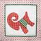 Julbock & Heart Luncheon Napkins - 20 pk (35110)