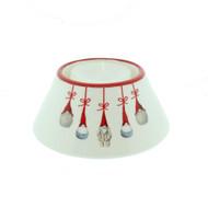 "Tomte Ornaments Tealight Candleholder - 4"" (7153)"