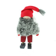 """Tomte Boy with Shorts - Red - 5"""" (7054)"""