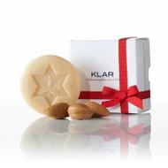 KLAR Christmas Almond Soap - 125g - 4.4 oz. (100641)