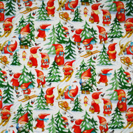 "Wrapping Paper - Busy Tomtar - 23"" x 72"" (3432)"