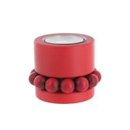 "Prinsessa Tealight Candle Holder - Aarikka - 2"" w/Candle (B6379)"