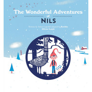 The Wonderful Adventures of Nils - Hardcover Book (77195)