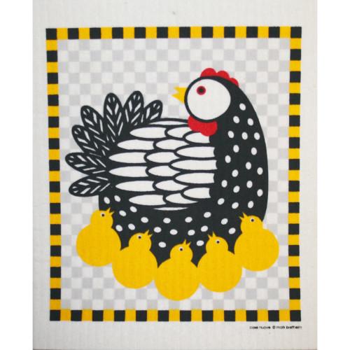 Swedish Dishcloth - Chicken (219.36)