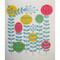 Swedish Dishcloth - Garden Flowers (219.35)
