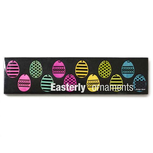 Easter Egg Ornaments - Wooden (8821353)