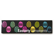 Easter Egg Ornaments - Wooden (8821353)