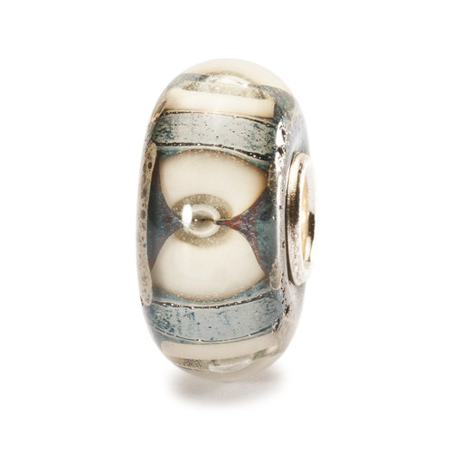 Sand Beach Bead - Trollbeads - Glass (TB10161)