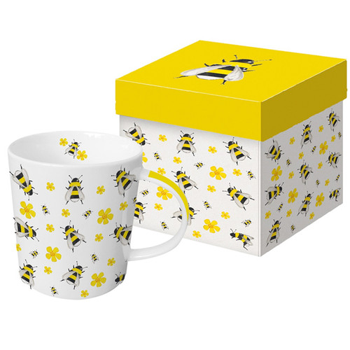 Honey Bees Mug - Gift Boxed (602851)