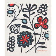 Swedish Dishcloth - Flower Meadow (600382)
