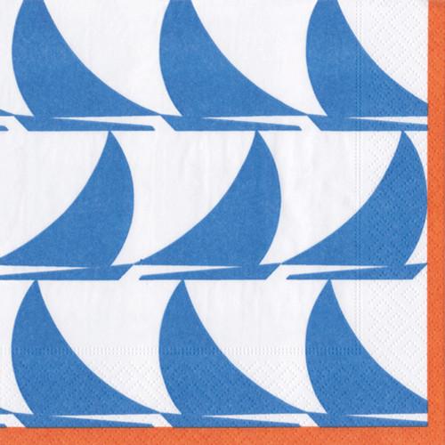 Sail Away Paper Luncheon Napkins - 20 Pk. (13791L)