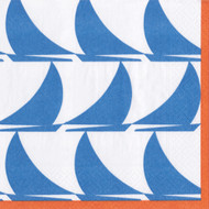 Sail Away Paper Luncheon Napkins - 20 Pk. (13791L)