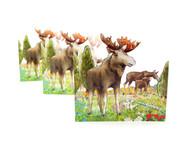 Paper Cutout - Moose (BK-36)
