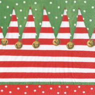 Stocking Stripe Paper Napkins