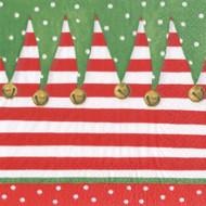 Stocking Stripe Paper Napkins