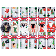 Christmas Crackers - Warm and Wooly Sheep (CK078)